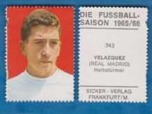 Real Madrid Velazquez Spain 343
